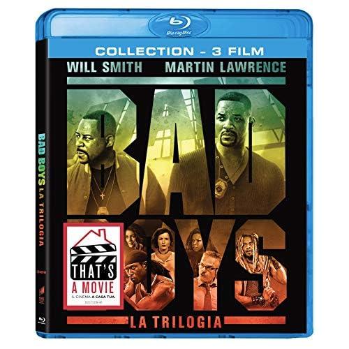 Bad Boys Collection (Box Set) (3 Blu Ray)
