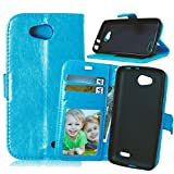 Fatcatparadise for LG L90 Case, [With Tempered Glass Screen