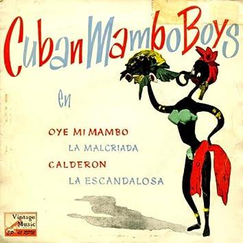 """Vintage Cuba Nº 42 - EPs Collectors """"Mi Amigo Calderón"""""""