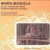 María Manuela: '¡Olé, Rosita Bonita!'