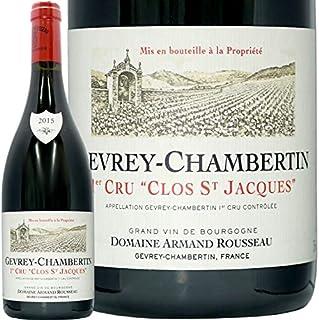 2015 ジュヴレ シャンベルタン クロ サン ジャック プルミエ クリュ アルマン ルソー 正規品 赤ワイン 辛口 750ml