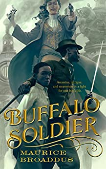 Buffalo Soldier by [Maurice Broaddus]