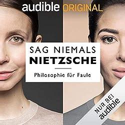 Sag niemals Nietzsche - mit Christiane Stenger und Samira El Ouassil