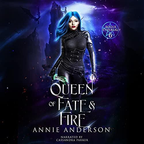 『Queen of Fate & Fire』のカバーアート