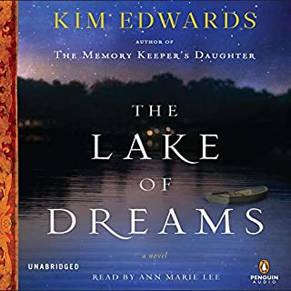 The Lake of Dreams audiobook cover art