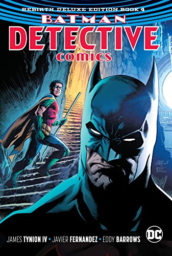 BATMAN DETECTIVE REBIRTH DLX COLL HC 04 (Batman Detective Comics the Rebirth)