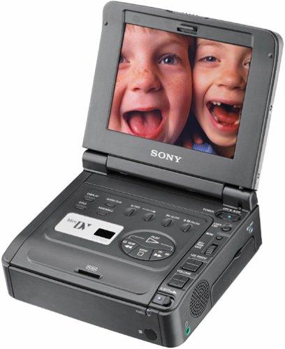 Sony GV-D900 Portable DV Video Walkman