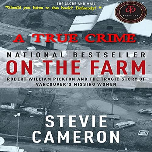 On the Farm Audiobook By Stevie Cameron cover art