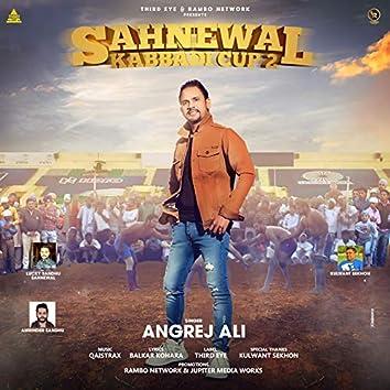 Sahnewal Kabbadi Cup 2
