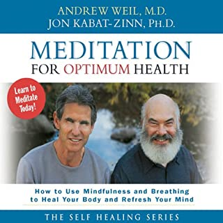 Page de couverture de Meditation for Optimum Health