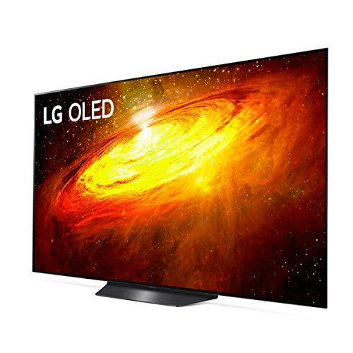 LG OLED TV AI ThinQ OLED55BX6LB, Smart TV 55'', Processore α7 Gen3 con Dolby Vision IQ / Dolby Atmos, Compatibile NVIDIA G-Sync, Google Assistant e Alexa integrati, Modello 2020