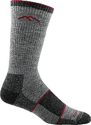 DARN TOUGH (Style 1405) Men's Hiker Hike/Trek Sock - Charcoal, XL