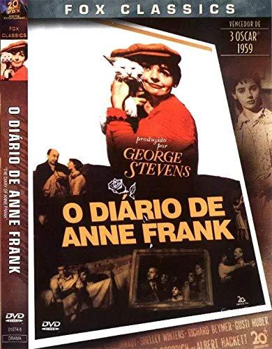 O Diário De Anne Frank (Coleção Fox Classics)