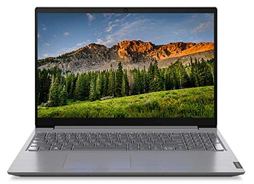 "Portatile Lenovo V15 cpu AMD Silver 3020e 2 Core a 1.2 ghz, Notebook 15.6"" Display HD 1366 x 768 Pixels, DDR4 8 GB, SSD 256 GB, webcam, Wi-fi, Bt, Win 10 Pro, A/V, Pronto All'uso Gar. Italia"