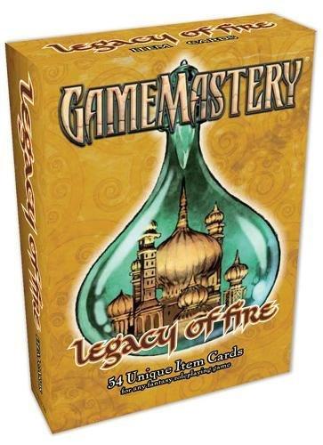 Paizo Publishing 3008 - GM Item Cards: Legacy of Fire