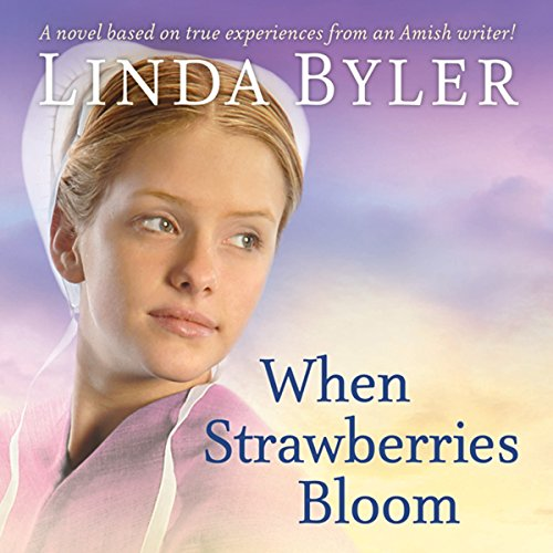 When Strawberries Bloom audiobook cover art