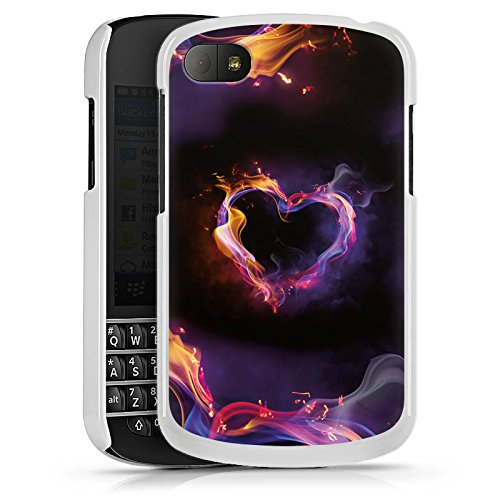 DeinDesign BlackBerry Q10 Hülle Case Handyhülle Liebe Amour Love