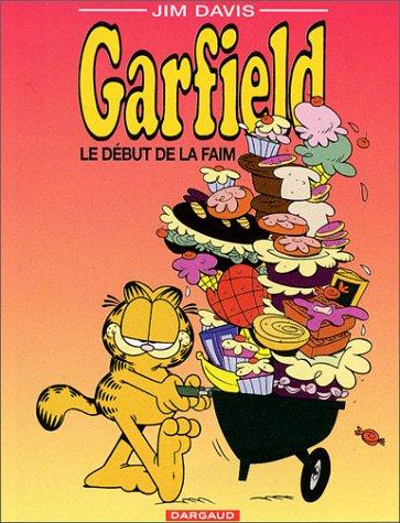 Garfield, tome 32 : Le début de la faim