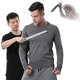 Gilet Anti-Couteau pour Hommes, T-Shirt Confortable et Léger Anti-Coups De Couteau...