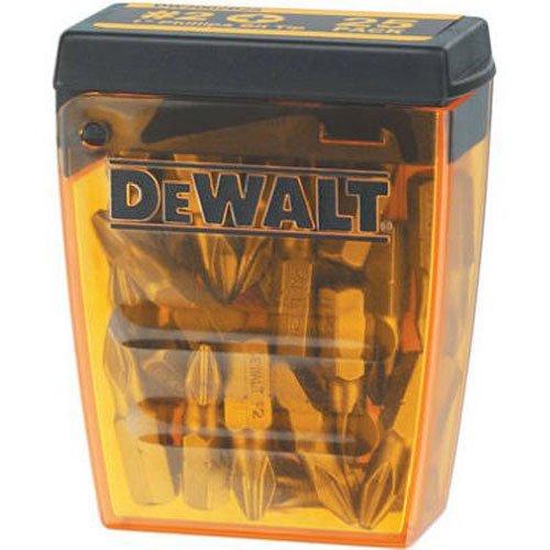 DEWALT Screwdriver Bits, #2 Phillips, 25-Pack (DW2002B25)