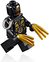 LEGO Super Heroes Avengers Endgame Minifigure - Outrider (with Shoulder Armor and Claws) 76124