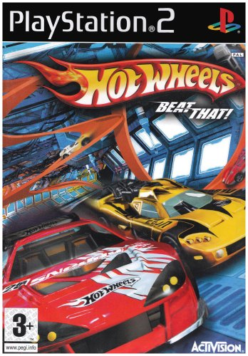 Hot Wheels: Beat That! (PlayStation 2) [Edizione: Regno Unito]