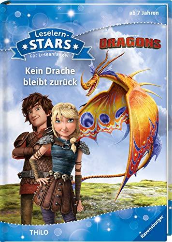 Leselernstars Dragons: Kein Drache bleibt zurück: Für Leseanfänger