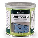 Shabby Chic Möbel Kreidefarbe matt Landhaus Stil Vintage Look 750ml (Weiss - 50)