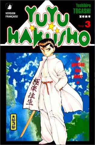 Yuyu Hakusho : Le Gardien des âmes, tome 3