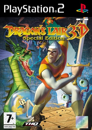 Dragon's Lair 3d [Special Edition]