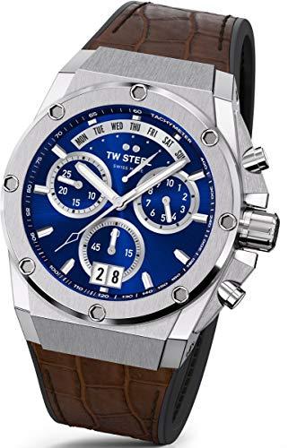 TW Steel ACE111 Genesis chronograaf herenhorloge 44mm