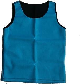 35a3ab5122 MZjJPN Men s Sauna Vest Ultra Sweat Hot Shapers Shirt Man Black Redu Shaper  Men s Redu Shaper