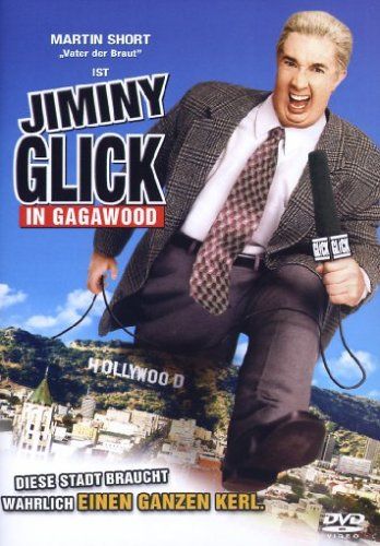 Jiminy Glick in Gagawood