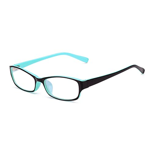 15bd1d3f82d Agstum Kids Classic Glasses Rectangle Optical Frame Girls Boys Clear Lens