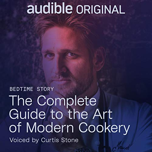 Escoffier: The Complete Guide to the Art of Modern Cookery audiobook cover art