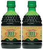 Apollo Noni Morinda Mixed with Aloe Vera - Concentrate Juice 450ml Each Pack