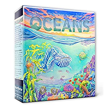 North Star Games Evolution  Oceans Board Game | Adapt to Survive!