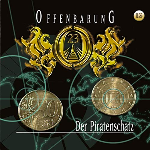 Page de couverture de Der Piratenschatz