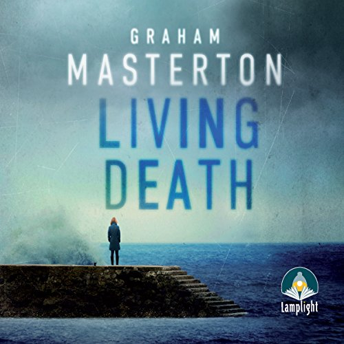 Living Death audiobook cover art