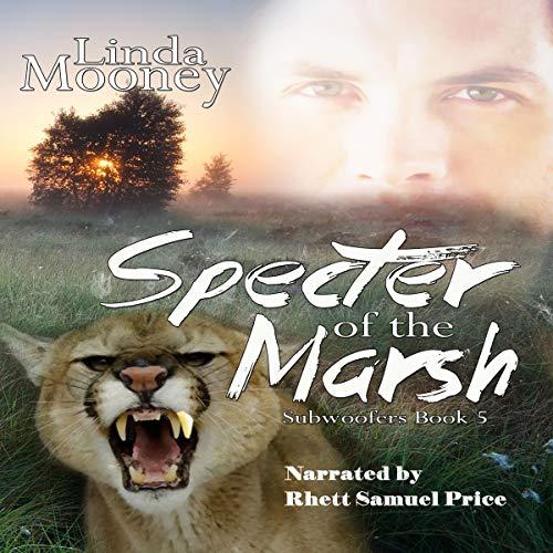 Specter of the Marsh Audiobook By Linda Mooney cover art