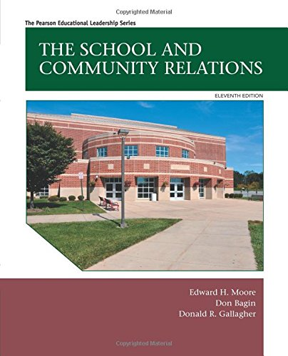 The School and Community Relations (11th Edition)