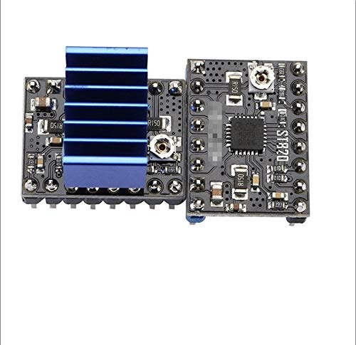 Apricot blossom ST820 Stepping Motor Driver Stepstick Smallest 45V Microstepping Peak Current 2.5A RAMPS Based On STSPIN820 Fit For 3d Printer Parts