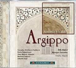 Argippo, RV 697 (reconstructed by O. Macek): Act II: Aria: Un certo non so che (Osira)