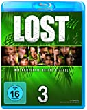 Lost - Season 3 [Blu-ray] [Import allemand]