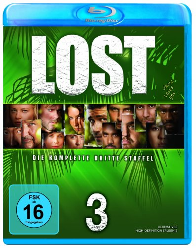 Lost - Staffel 3 [Blu-ray]