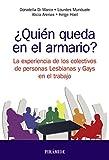 ¿Quién queda en el armario?: La experiencia de los colectivos de personas lesbianas y gais en el trabajo (Manuales prácticos)