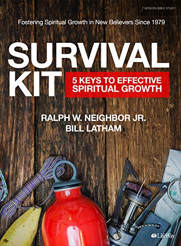 Survival Kit - Revised: Five Keys to Spiritual Growth
