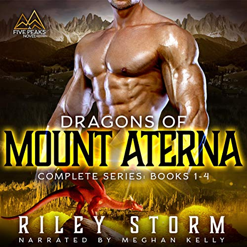 Dragons of Mount Aterna cover art