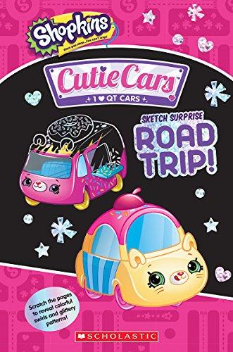 Sketch Surprise: Road Trip! (Shopkins: Cutie Cars)