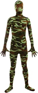 Seeksmile Unisex Second Skin Zentai Full Body Suit for Adult